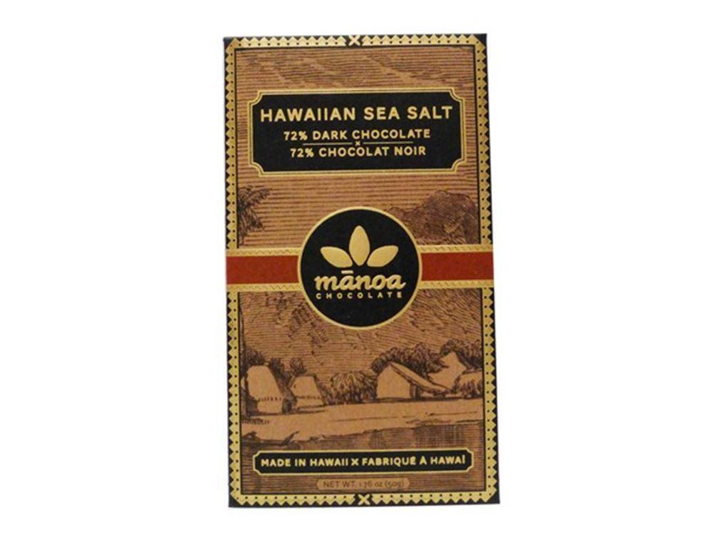 Uno de los chocolates de mayor éxito en Hawai, donde el cultivo de...