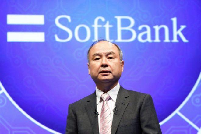 Masayoshi Son,presidente de SoftBank.