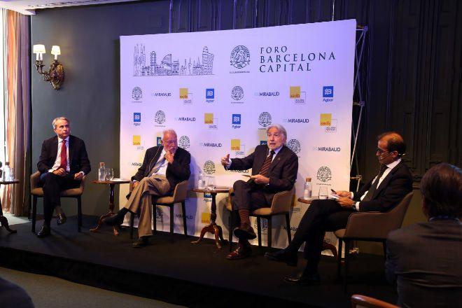 """Fomento pide una """"movilización"""" contra Colau para que no lleve Barcelona """"a la ruina"""""""