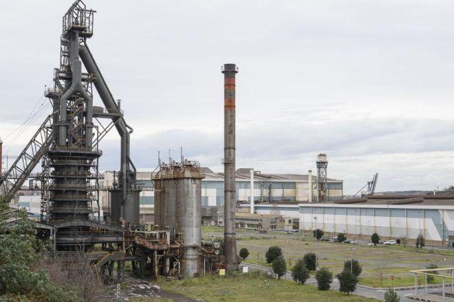 ArcelorMittal reanudará la actividad en su planta de Sestao a finales de mes