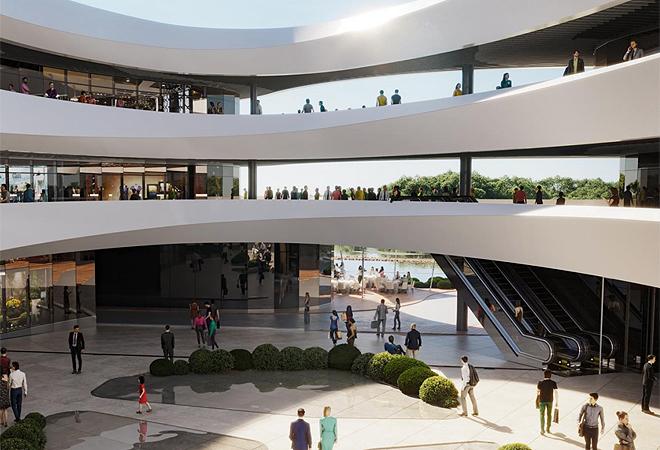 En el nuevo centro comercial de La Finca no habrá tiendas dedicadas a la moda y la restauración de calidad será la gran protagonista,