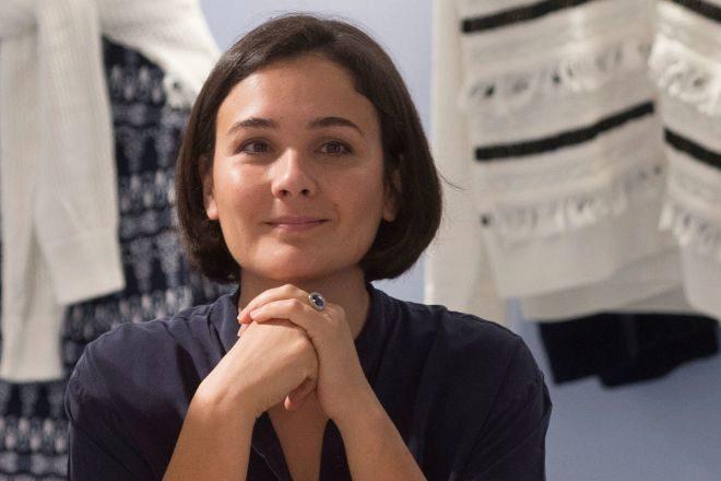 Adriana Domínguez, consejera delegada de Adolfo Domínguez.