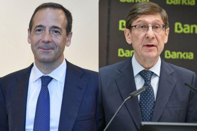 CaixaBank y Bankia convocan mañana sus consejos para aprobar la fusión