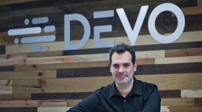 Pedro Castillo, fundador y CTO de Devo.