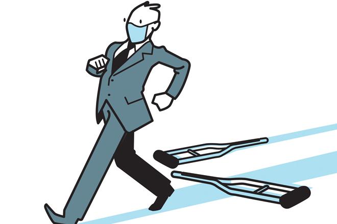 Retos empresariales en la nueva fase de la pandemia