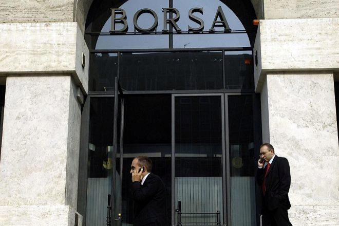 Sede de la Bolsa de Milán