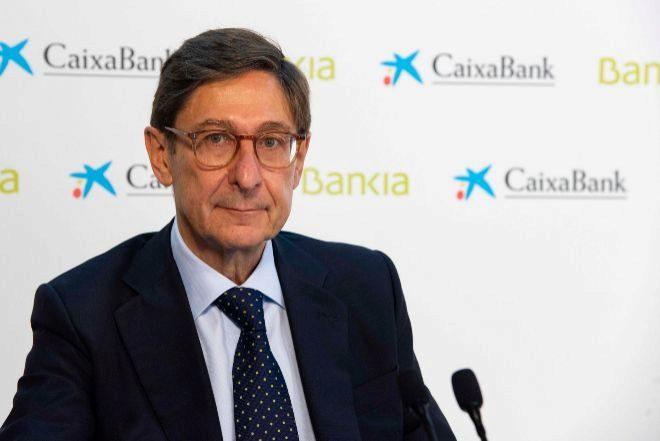 """Goirigolzarri: """"La fusión es la mejor opción para recuperar las ayudas a Bankia"""""""