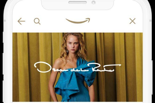 Amazon comienza a vender alta costura