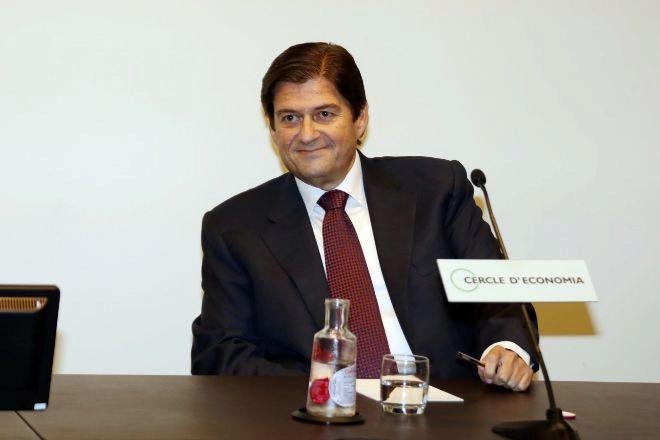 Raúl Díaz-Varela, vicepresidente del grupo químico-farmacéutico de capital familiar.