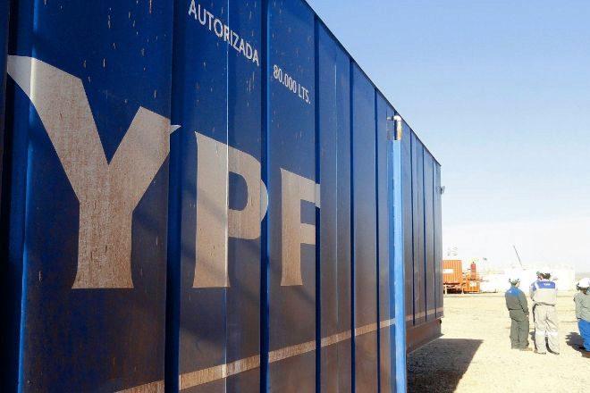 YPF aumenta un 3,5% los precios de los combustibles