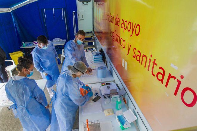 Última hora: Cataluña registra 1.345 casos y 11 fallecidos en las últimas 24 horas