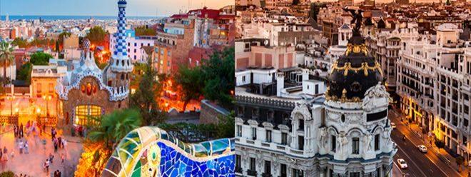 Radiografía de la vivienda en Madrid y Barcelona