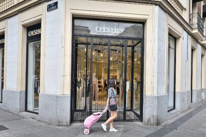 Oysho es la marca de Inditex que menos cae en ventas.