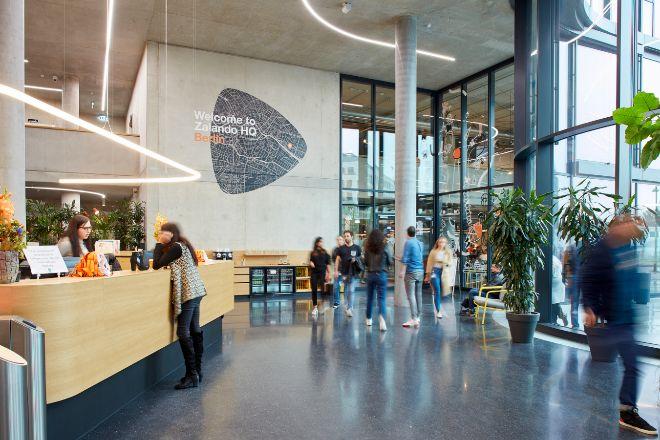 Zalando tiene su sede central en Berlín.
