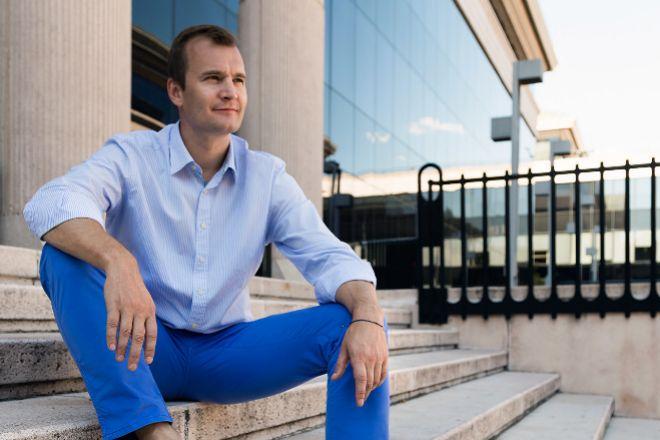 Meinrad Spenger es el consejero delegado de MásMóvil.