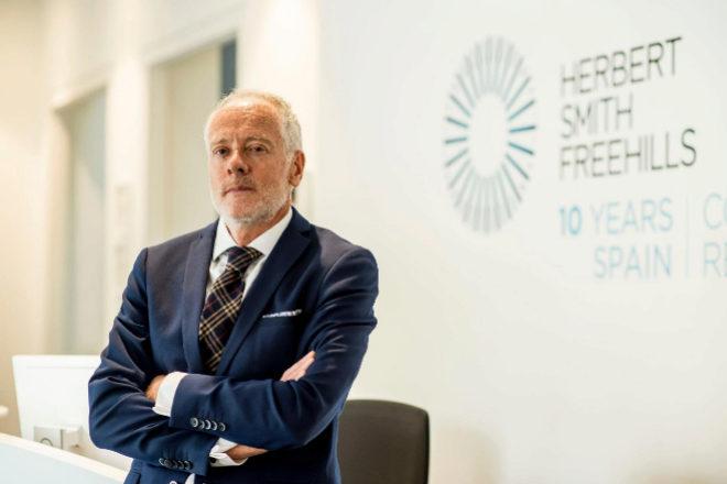 Herbert lanza la práctica de derecho digital con el fichaje de Pablo García Mexía, de Ashurst