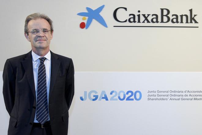 ¿Cuánto podría cobrar Jordi Gual por salir de CaixaBank?
