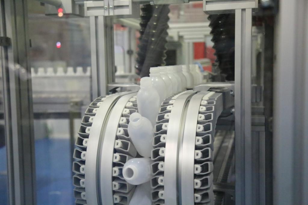Línea de producción de SPB.