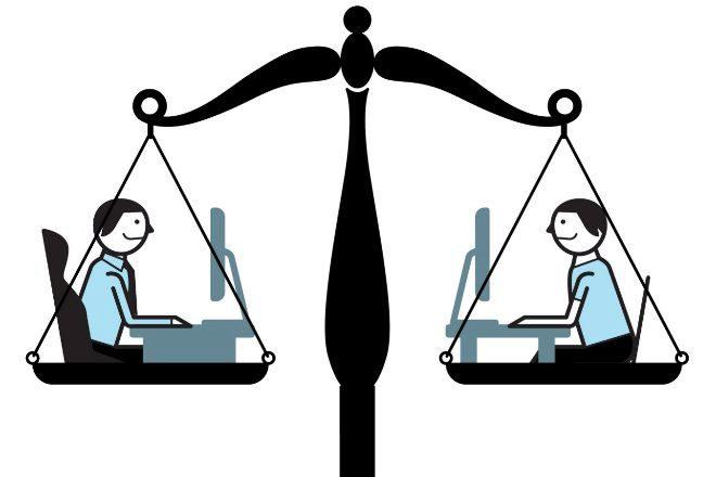 Los equilibrios del trabajo a distancia