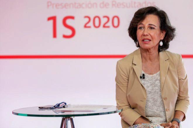 Santander crea 'One Europe' para  impulsar su rentabilidad sin fusiones