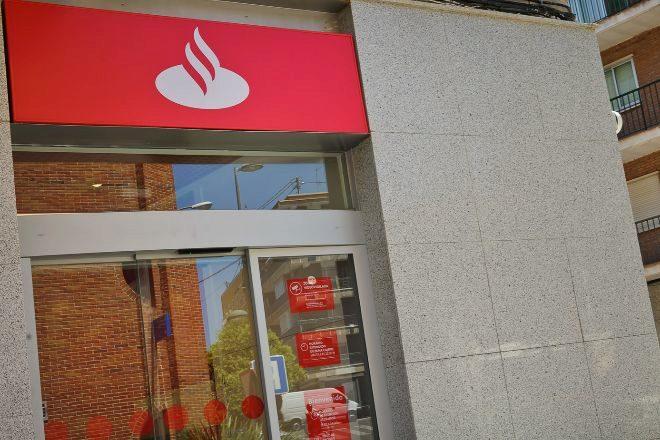 Oficina de Santander en Madrid.