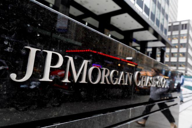 Oficinas de JPMorgan.