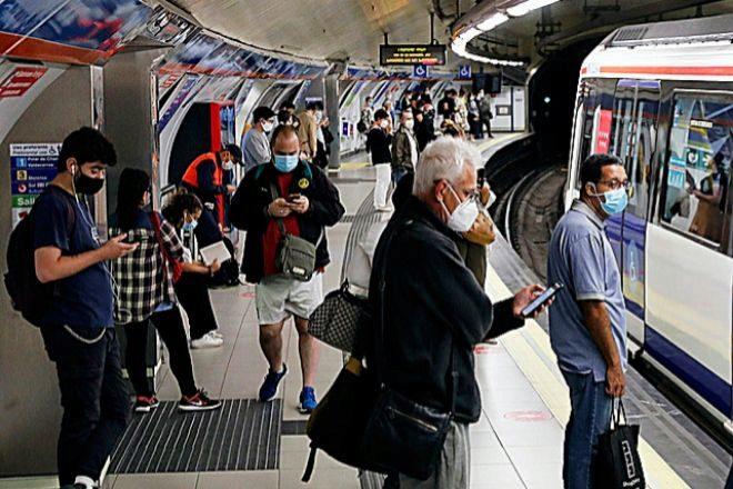 Metrocall gestiona las comunicaciones móviles de Metro de Madrid.