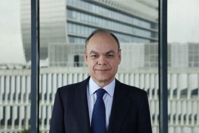 Joaquín Gortari, jefe de auditoría de BBVA.
