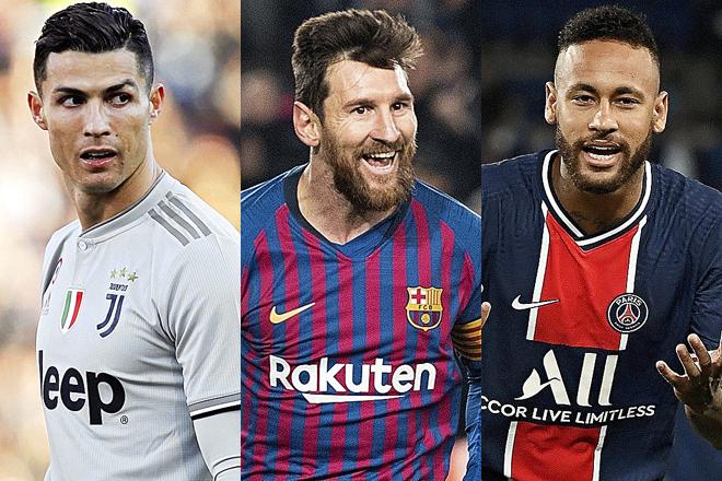 Las empresas tras los diez futbolistas mejor pagados