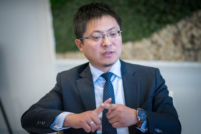 Huawei frena en España y reduce sus ventas un 11%