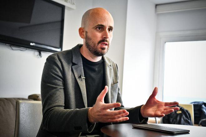 Nacho Álvarez, secretario de Estado de Derechos Sociales.