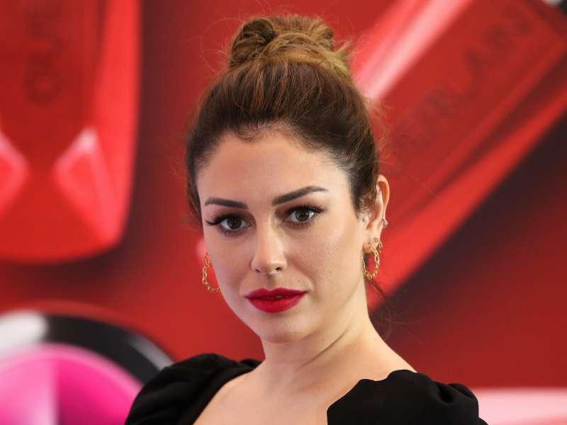 La espectacular actriz española Blanca Suárez es imagen de la firma Guerlain desde hace tres años.