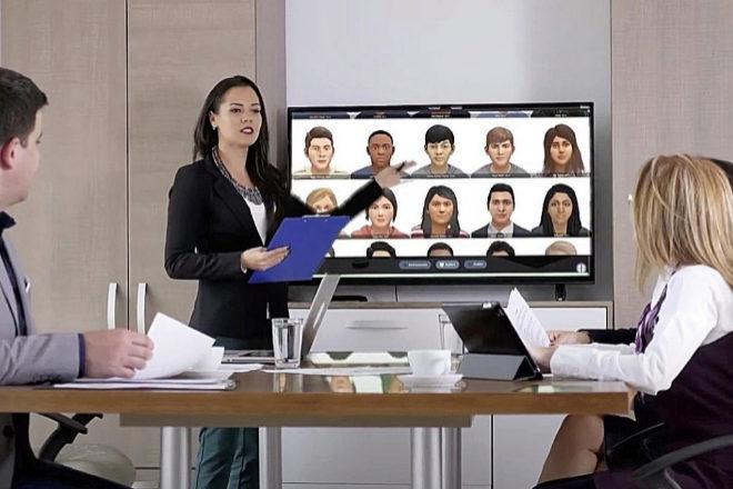 Mursion es un ejemplo de las 'start up' que satisfacen necesidades de formación, gestión y recursos humanos en el entorno laboral pos-Covid. Usa la realidad virtual para enseñar habilidades de ventas, servicio al cliente y liderazgo interactuando con avatares.