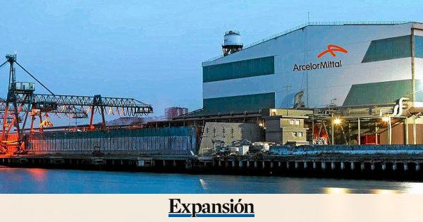 ArcelorMittal brilla en Bolsa tras vender sus activos en EEUU por 1.200 millones