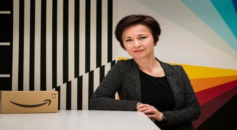 Mariangela Marseglia, directora de Amazon en España.