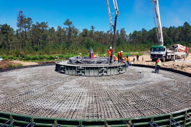 Greenalia puso en marcha una planta de biomasa de 50MW en marzo pasado.