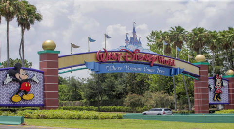 Disney World Resort.