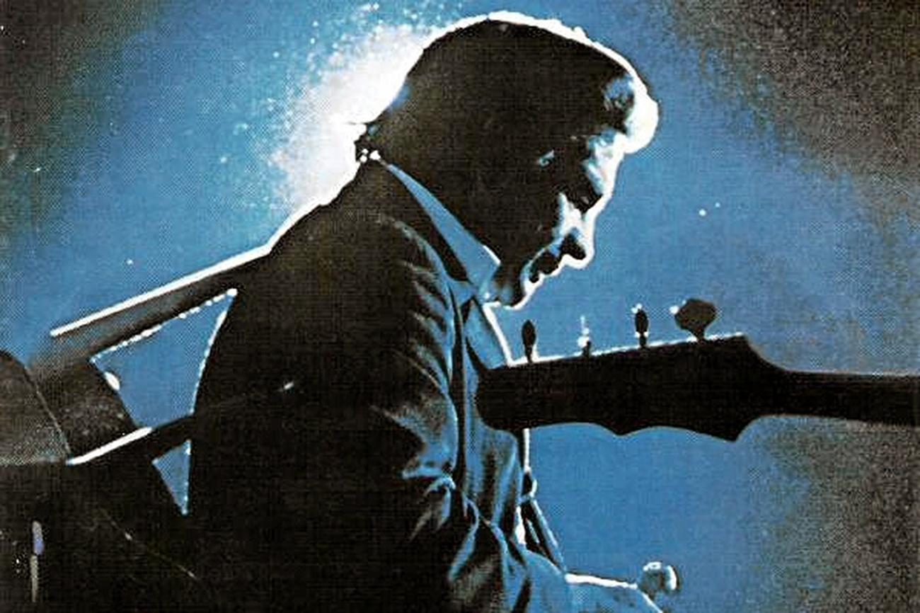 Un millar de presos, Johnny Cash en un momento crítico de su carrera...