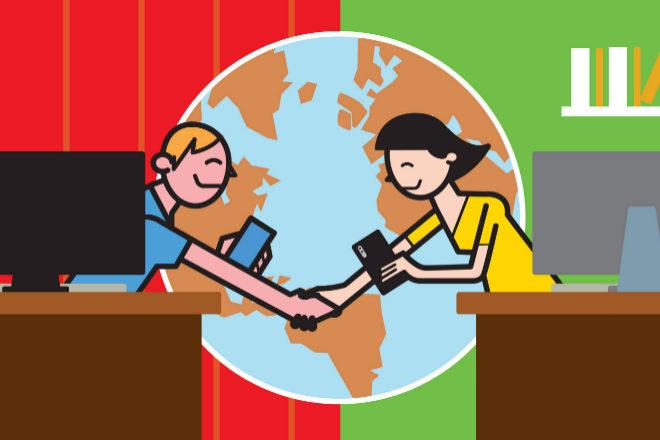 ¿Creará el teletrabajo un Tinder mundial de ofertas de empleo?