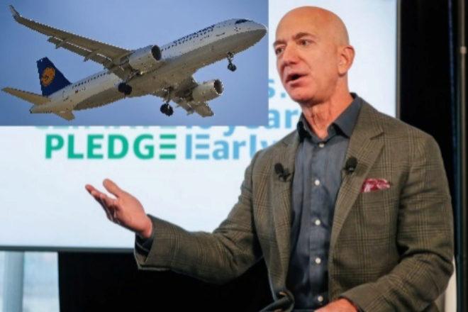 La aerolínea Lufthansa recomienda a los alumnos de sus escuelas de pilotos que busquen otro empleo porque la compañía cree que no los necesitará en unos años. Jeff Bezos ha revelado algunos principios de reclutamiento por los que contrataría a los candidatos que más le atraen.