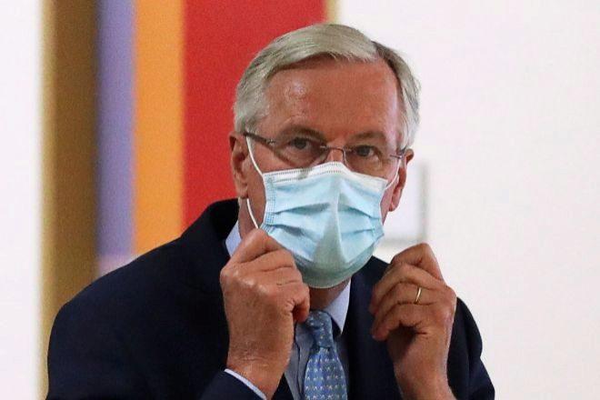 El negociador de la UE, Michel Barnier.