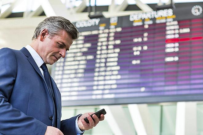 Giro radical: La pandemia y la mayor conciencia medioambiental han reducido drásticamente los viajes de negocios.