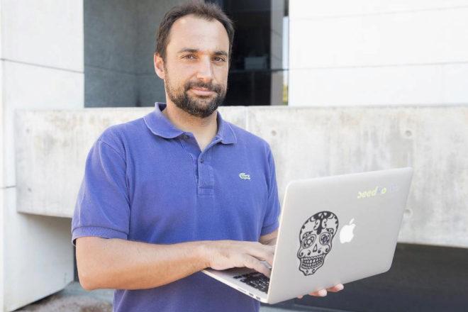 Jesús Monleón, cofundador de SeedRocket.