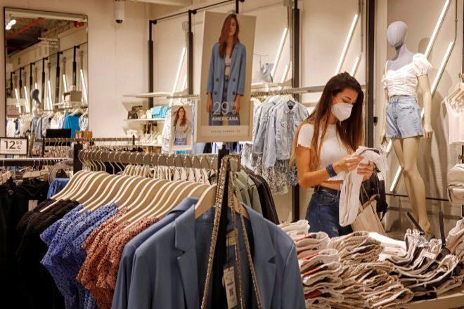 El sector textil cae un 34% en septiembre y se enfrenta a perder 7.000 millones en el año