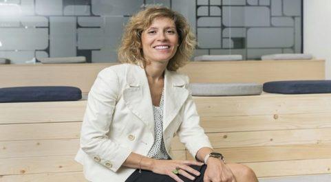 Marta Gil, directora de Estrategia e Innovación de Sacyr.