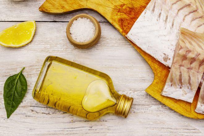Rápido y en microondas: Lomos de merluza al limón