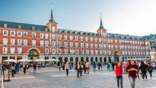 El de Pestana es el primer hotel en abrir en la Plaza Mayor de Madrid.