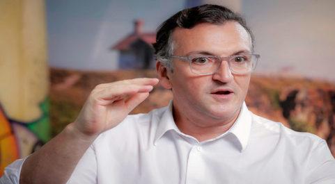 Martín Migoya, cofundador y consejero delegado de Globant.