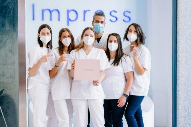 Impress capta 5 millones de euros para impulsar la ortodoncia invisible