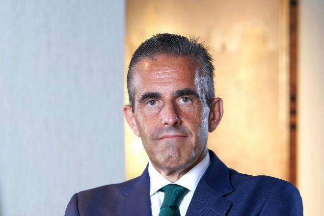 Víctor del Pozo, consejero delegado de El Corte Inlgés.